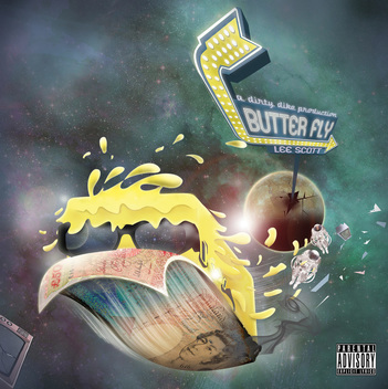 Butter Fly Album Cover